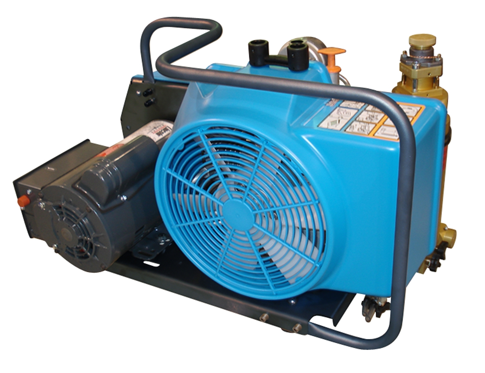 2 HP Single Phase 115v Personal Compressor