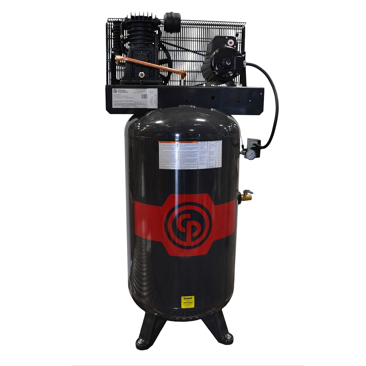 Air compressor tank RCP-581VNS Chicago Pneumatic