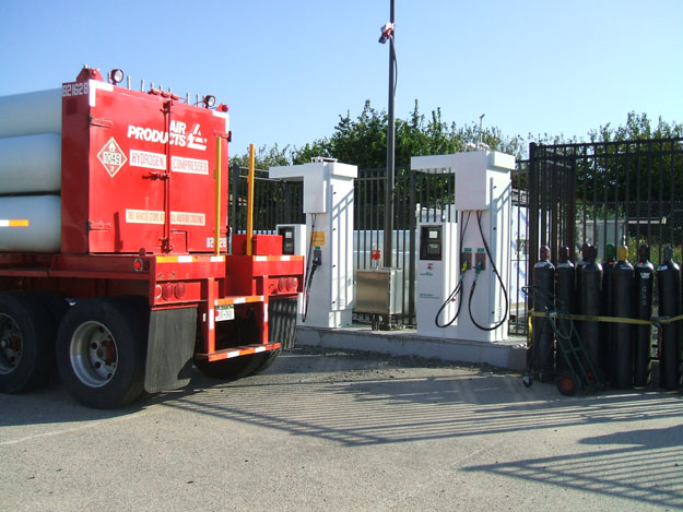Air Products Hydrogen Station-01