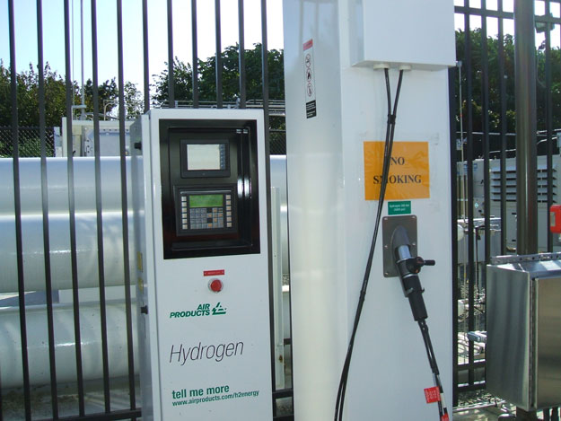 Air Products Hydrogen Station-08